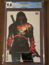 Red Hood: Outlaw #27B (CGC 9.8) - Yasmine Putri Variant - New Costume - Sold Out