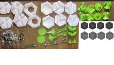 Ravensburger Gravitrax 50 pc lot NEW parts + 4 bonus items