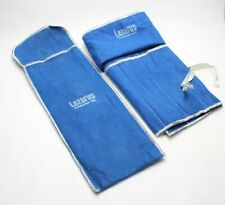 Lazarus Blue Anti-Tarnish Sterling Silver Flatware Storage Bags - Set of 2