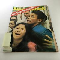Newsweek Magazine: May 12 1975 - The Last Helicopter: Evacuating Saigon