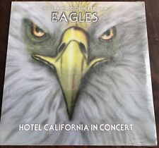 EAGLES - HOTEL CALIFORNIA IN CONCERT 11/6/74 180G AUDIOPHILE ED. VINYL IMPORT LP