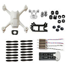 HUBSAN X4 CAM PLUS H107C+ RC Quadcopter Parts Set Pack Shell+Blade+Battery+Motor