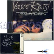 """VASCO ROSSI """"MA COSA VUOI CHE SIA"""" RARO CD 1a STAMPA - NO BARCODE"""