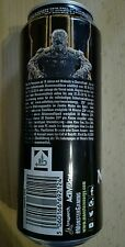 1 Energy Drink Dose * Monster Black Ops 3 Zombie GER *  Full Voll Coca Cola Can