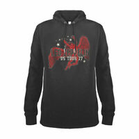 Led Zeppelin Icarus 77 Tour Hooded Sweatshirt from Amplified
