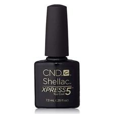 CND Shellac Xpress 5 Xpress5 Top Coat 0.25 Oz
