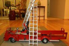 RARE 1950s Doepke 2014 Ladder Truck.. Very Good & Near Complete