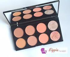 Make Up Revolution Ultra Blush Palette - Hot Spice