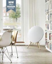 B & O Beoplay A9 Mk2 White/Maple Legs RRP$3499 Bang & Olufsen July Sale $3200