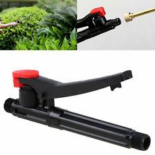 Adjustable Trigger Gun Sprayer Prastic Handle Garden Weed Spray Pest Control AU