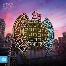 (MOS) Anthems Electronic 90s - Ministry Of Sound [CD] Sent Sameday*