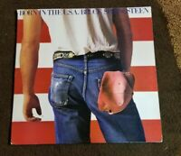"Vintage 1984 Bruce Springsteen ""Born in the USA"" LP - Columbia (QC-38653) MINT!"