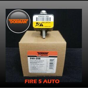 NEW Dorman 590-206 Front Impact Air Bag Sensor Chevy Silverado 1500 15297468