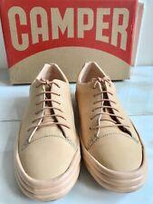 Derma Nude Cuero Camper Aros oilylusion entrenador Comodidad Zapatos Talla 7 (40)