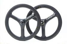 16 inch12K carbon fiber wheels Brompton 349 carbon wheelset folding bike wheel