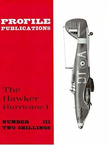 HAWKER HURRICANE I: PROFILE PUBS #111/ AUGMENTED DOWNLOAD