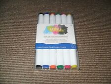 Docrafts Artiste Dual Tip Illustration Markers (Primary) - New & Sealed