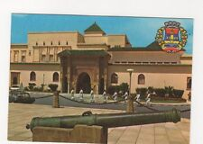 Xauen Place Mohamed V Morocco Postcard 414b