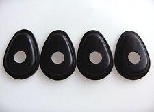►1 PAAR LED MINI BLINKER Adapter Platte YAMAHA TDM 900,FZ1,FZS1000 Fazer,YZFR6