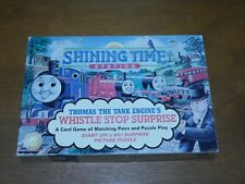 Vintage Thomas The Tank Engine's Whistle Stop Surprise Game Shining Time