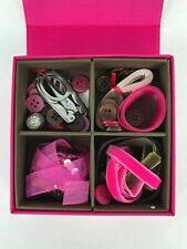VAN CLEEF & ARPELS Neuf Authentique Couture Kit en Rose Magnétique Boîte