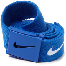 NIKE WEB Tech Essentials Golf Belt - Game Royal Blue