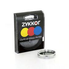 37mm Circular Polarizer CPL C PL Filter For Digital Camcorders Silver Color