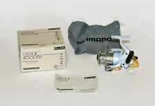Shimano Stradic 4000Fh - Excellent Condition - Freshwater use only