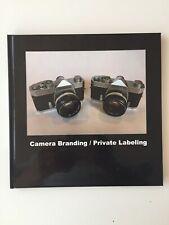 "Classic camera book: ""Camera Branding / Private Labeling"""