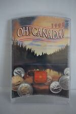 1998 Oh! Canada Royal Canadian Mint Coin Set