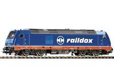 Piko 57341, Diesellokomotive TRAXX, Raildox, Neu und OVP, Wechselstrom