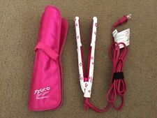 Paul Mitchell ProTools Express Ion Smooth + Straightener Flat Iron Pink Out Load
