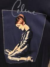 Celine Dion  Dark Blue T-Shirt  Size Adult XL   NEW