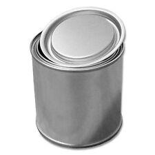 Wei�Ÿblechdosen mit Eindrückdeckel Metalldosen Metallbehälter Blechdosen