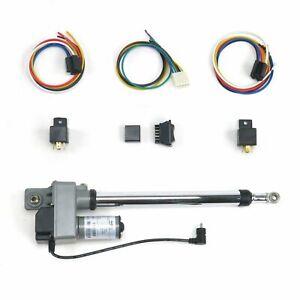 Heavy Duty Automated Power Hinge Kit AutoLoc AUTTAK1 street hot rod custom