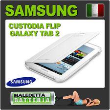 Custodia / Book Cover  Samsung Galaxy Tab 2 7 Pollici / P3110 / P3100 Bianca (DY