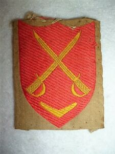 Australian Army Formation Shoulder Patch – 1st Infantry Brigade