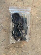 Replacement Audio Extension Cable Cord genuin BOSE Quiet Comfort QC15 Headphones