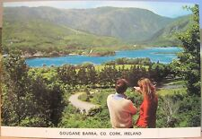 Irish Postcard GOUGANE BARRA St. Finbarr Cork Sheehy Mountains Ireland Penman