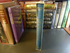Folio Society THE RENAISSANCE STUDIES IN ART & POETRY, Pater, NEW/SEALED, S/C