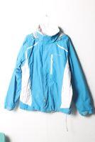 Vintage Columbia Mens Hiking Jacket 90's - Blue - Size Large L (V-A1)