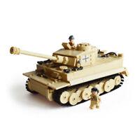 Xingbao Building Blocks Toys Gifts Kids Model Military World War II Tiger Tank