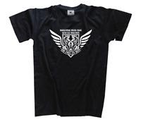 MANCHMAl MUSS MAN GESETZE BRECHEN UM FREI ZU SEIN Wikinger odin T-Shirt S-3XL