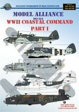 Model Alliance decals 1/48 WWII Coastal Command Part I # 48198