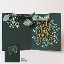Pure Alchemy - Paper Engineered Cards - Eat, Drink, Be Merry - Up-Wp-Al-017