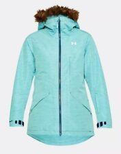$300 Under Armour Women's Sz SMALL ColdGear Infrared Kymera Jacket NWT 1280868