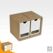 Hobby Zone OMS01b Two-Drawer Module - Modular Workshop System