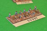 15mm marlburian / generic - 3 guns & crews c.1680 - art (55339)