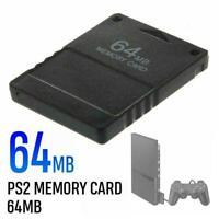 Neue 8 ~ 256 MB Speicherkarte für Playstation 2 für PS2 (neu versiegelt) U3X9