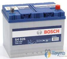 S4026 Bosch Heavy Duty 068 Car Van Battery - 12V 70Ah - 4 Yr Wty - Next Day Del